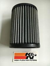 K & N ad alte prestazioni filtro/FILTRO ARIA-KAWASAKI KZ 400 (76-77), KZ 650 (77) -