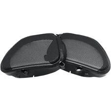HogTunes Metal Mesh Speaker Replacement Grills For Harley Road Glide Fltr 98-13
