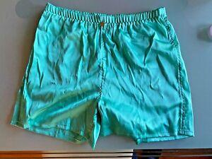 Handmade silk and elastine boxer shorts