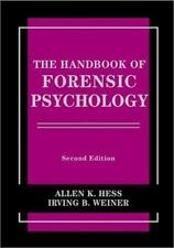 The Handbook of Forensic Psychology-ExLibrary