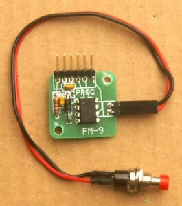 TIMER FM-9 WITH REMOTE START SWITCH FOR CONTROL LINE FLYING