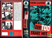 (VHS) Der Tod fährt mit - Sonja Ziemann, Helmut Schmid, Tony Wright, Don Barrigo