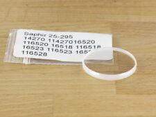 Vetro zaffiro vetro M. GUARNIZIONE Rolex Explorer I 14270 114270 DAYTONA 16520 116520