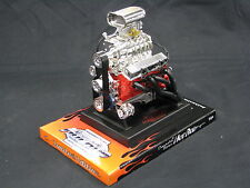 Liberty Classics V8 Engine Chevrolet Blown Hot Rod Engine 1:6