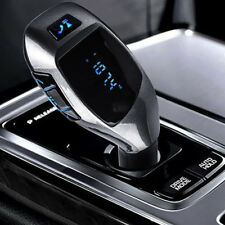 Bluetooth Car Kit FM Transmitter Wireless Radio Adapter USB Charger for iPhone 6