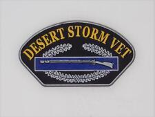UNITED STATES ARMY DESERT STORM VETERAN 3D EFFECT FRIDGE MAGNET