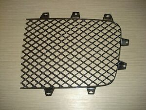 Bentley Continental Gt GTC Grill 3W3853683 Grille Left Black Grille