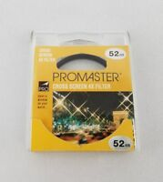 Promaster Cross Screen Filter - 4 Point - 52mm- 4X Photography Camera Filter