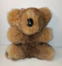 Koala Plush Stuffed Animal Real Fur Made In New Zealand
