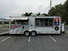 2012 12 X 26 Food Concession Trailer With Porch For Sale In Pennsylvania
