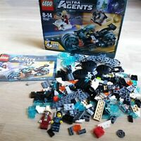 LEGO - Ultra Agents - Invizable Gold Getaway - 70167 Excellent