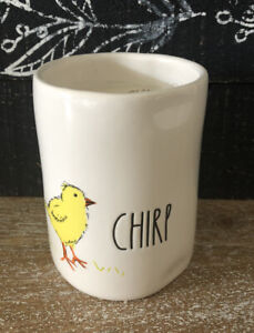 RAE DUNN By Magenta Chirp Chick 🐇 Easter Candle ~ Scented Sweet Berries 🐥