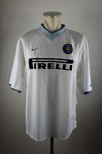 Inter Mailand Trikot XL 2000-2001 Nike Pirelli Jersey Maillot Milan Shirt Away