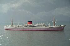 Union-Castle Liner EDINBURGH CASTLE by CM 1:1250 Waterline Ship Model