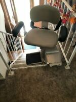 Bruno Narrow Stairlift, Free Customization, Free Tech & Install Support 24/7