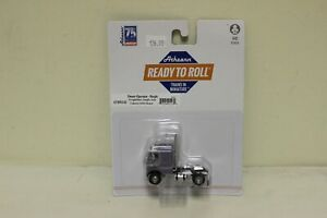 Athearn HO Scale RTR Freightliner Single Axle Cab Over w/Sleeper Purple #91123