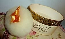 Vintage Miracle Powder By Lentheric with Puff    * old store stock perfume