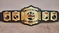 TNA World Tag Team Wrestling championship belt.adult size belt