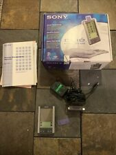 SONY PDA Handheld Palm Personal Entertainment Organizer PEG-S300 Case W/Box