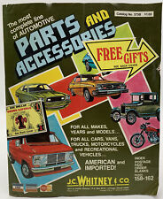 J.C. Whitney & Co. Parts And Accessories Catalog 1978 373B Vintage Car Truck J C