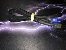 Corsair TXM / HX / AXi series PCI-e Graphics Card Blue Power Supply Cable
