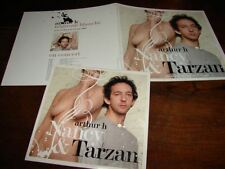 ARTHUR H - PRESS PACK COLLECTOR NANCY & TARZAN !!!!!!!!