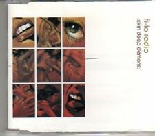 (AG838) Fi-Lo Radio, Skin Deep Demons - 2001 CD