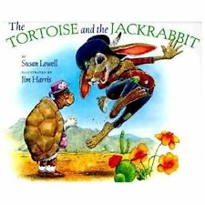 Library Book: The Tortoise and The Jackrabbit Avenues