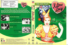 I Love Lucy-1951-1957-First Season-A-TV Series USA-4 Episodes -DVD