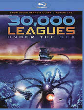 30, 000 Leagues Under The Sea (Blu-ray Disc, 2010)