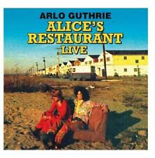ARLO GUTHRIE – ALICE'S RESTAURANT LIVE : THE 1967 WBAI-FM COLLECTION (NEW) CD