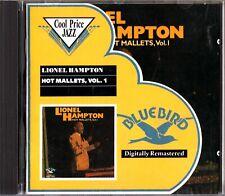 Lionel Hampton - Hot Mallets Vol.1 CD Cootie Williams/Omer Simeon/Johnny Miller