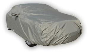 Jeep Wrangler JK 4x4 4 Door Tailored Platinum Outdoor Car Cover 2007 Onwards