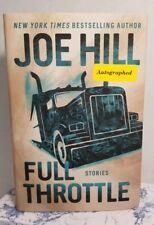 Full Throttle : Stories by Joe Hill (2019, Hardcover)