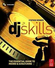DJ Skills: The essential guide to Mixing and Scratching-ExLibrary