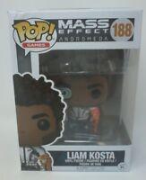 Funko Pop Games Mass Effect Andromeda #188 Liam Kosta