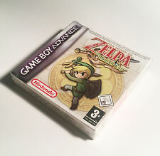 Zelda-The Minish Cap-UE BRAND NEW and FACTORY SEALED GAME BOY GBA Advanced