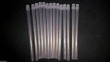 10 packs (Dental Disposable Saliva Ejector Suction Tips Aspirator Nozzles-100pc)