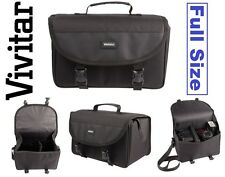 Versatile Pro Camera Case For Sony SLT-A65 SLT-A33 DSLR-A390 DSLR-A100 DSLR-A580
