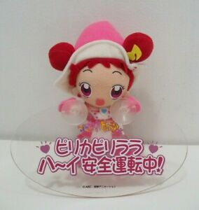 "Ojamajo Doremi Harukaze Messege Yukata 2002 Toy Plush 7"" Toy Doll Japan"