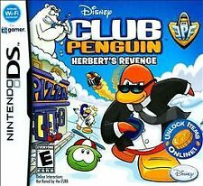 Club Penguin: Elite Penguin Force: Herbert's Revenge (Nintendo DS, 2010)