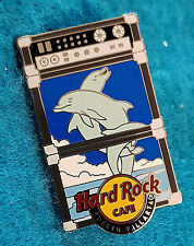 PUERTO VALLARTA MEXICO AMP AMPLIFIER SERIES BLUE DOLPHINS Hard Rock Cafe PIN LE