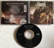 AMON - Shemhamforash CD ORG WITCHHUNT 1995 mortem abigor nifelheim 