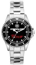 Geschenk für Kreidler Florett Moped Mofa Fahrer Fans Kiesenberg Uhr 2369