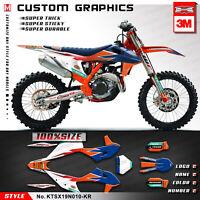 Kungfu Graphics MX Sticker Kit for 125 150 250 350 450 SX SXF XC XCF 2019 2020