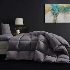 Snowman Siberian Goose Down Comforter 100% Egyptian Cotton 1200Tc Queen Size