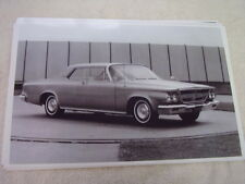 1964 CHRYSLER 300K  11 X 17  PHOTO  PICTURE