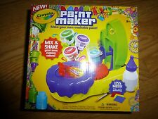 Crayola Paint Maker - New