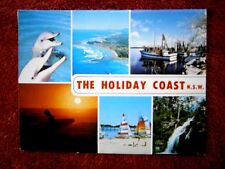 THE  HOLIDAY  COAST  NEW  SOUTH  WALES  COLOUR  VIEW  FOLDER     [460]