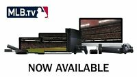 MLB TV Premium 2020 - 2021 --- YOUR OWN ACCOUNT, UP TO 10 DEVICES!!!
